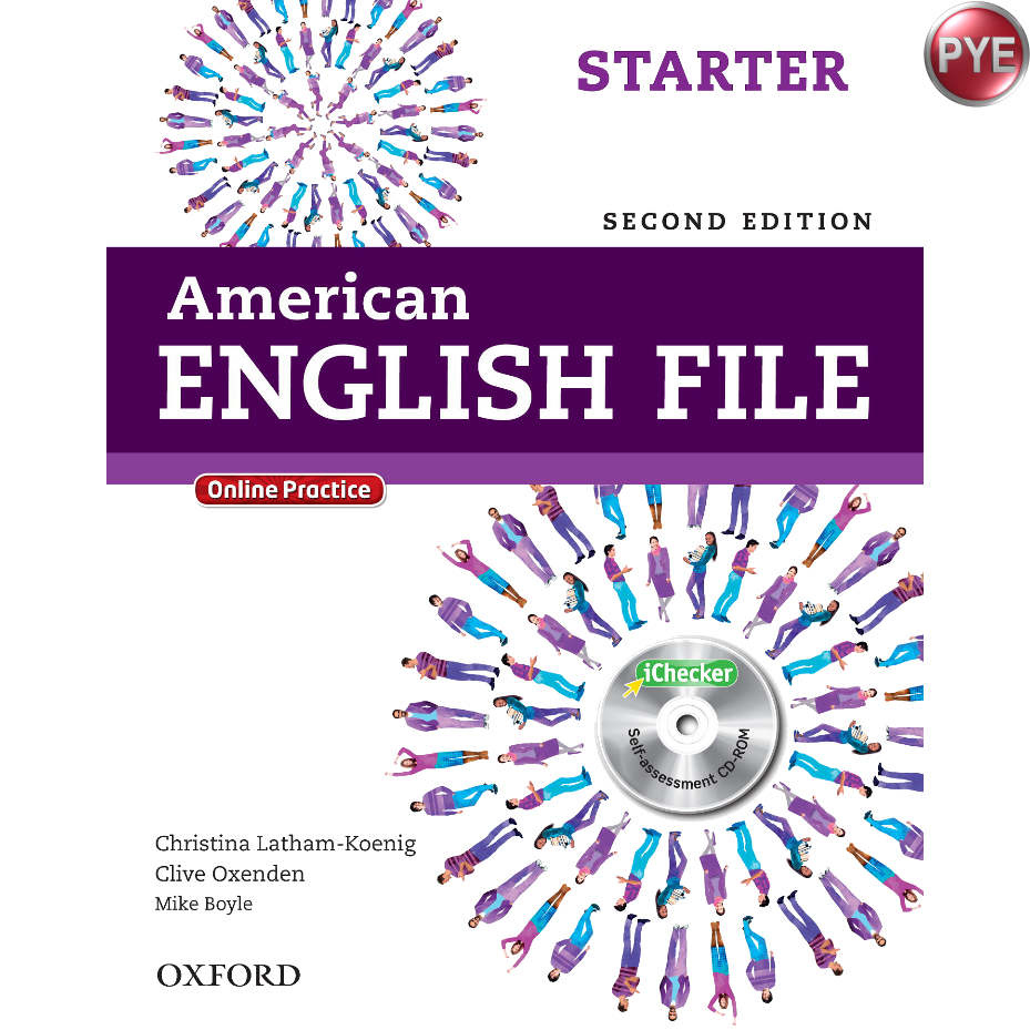 American English File Starter (Work  Book) PDF