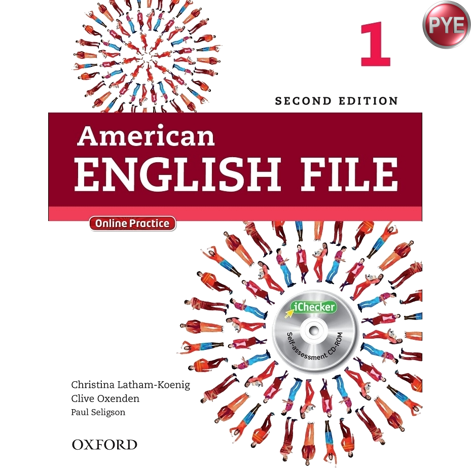 American English File 1 (Student Book) PDF